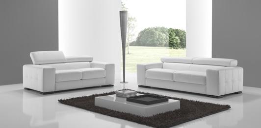 Sofa Design Vendita on line divani in pelle e tessuto